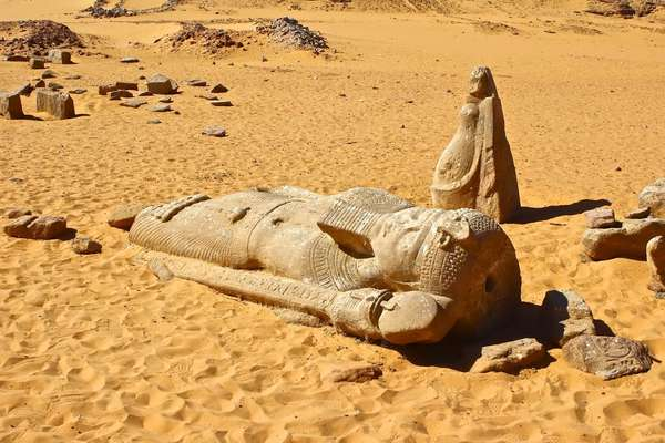 Lac Nasser, Egypte