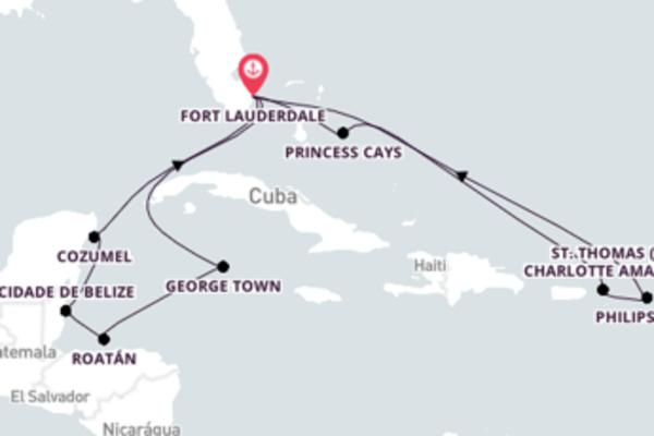 Imperdível passeio até Fort Lauderdale, Flórida