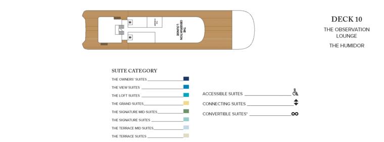 The Ritz-Carlton Yacht Deck 10