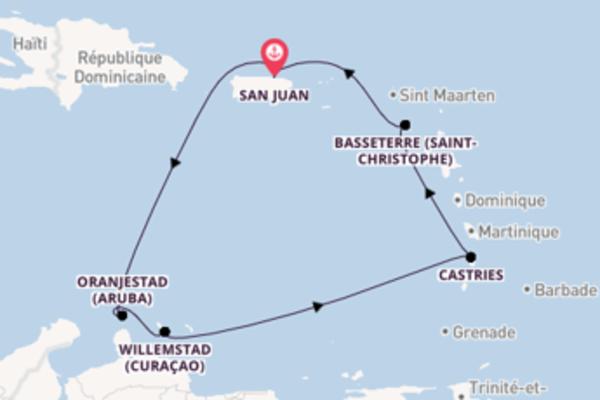 Inoubliable croisière de 8 jours avec Norwegian Cruise Line