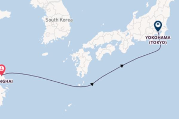 Imperdibile viaggio di 4 giorni a bordo di MSC Bellissima