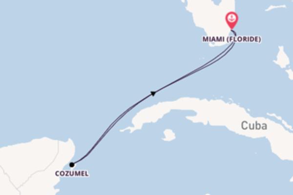 Croisière de 5 jours depuis Miami avec Celebrity Cruises