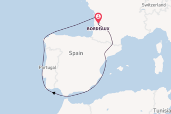 Cruising from Bordeaux via Royan