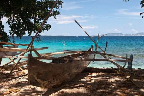 Maccluer Gulf (Teluk Berau), Indonesia