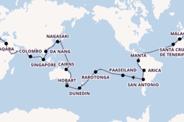 Cruise met Costa Cruises naar Savona