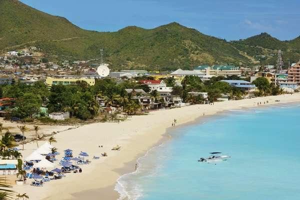 Philipsburg (Saint-Martin) depuis San Juan pour une croisière de 8 jours