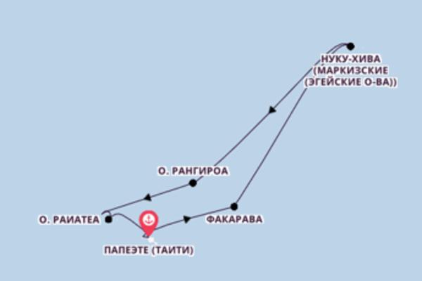 Восхитительное путешествие с Regent Seven Seas Cruises