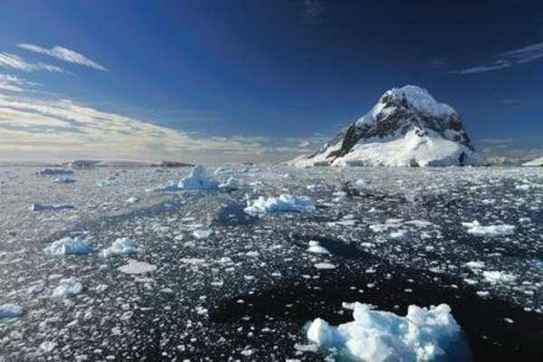 Остров Дитейл, Антарктика