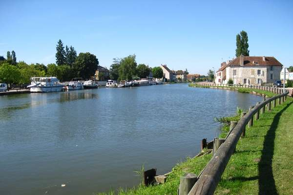Seurre, Frankreich
