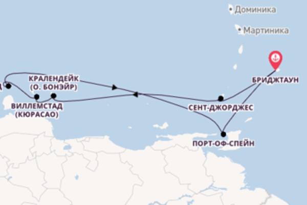 Захватывающий круиз с Royal Caribbean