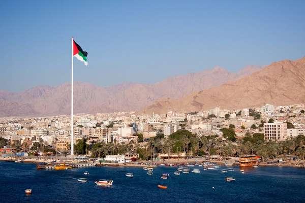 Petra (Aqaba), Jordanië
