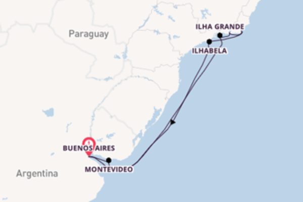 10 day trip from Buenos Aires