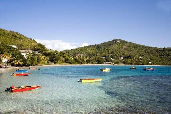 Captains Choice, St Vincent & the Grenadines