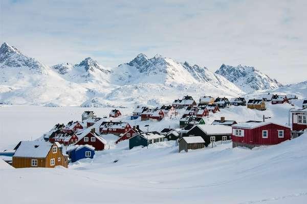 Иита (Эта), Гренландия