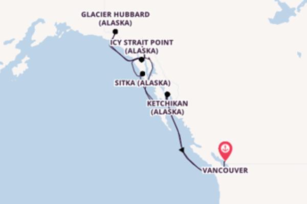 Joyeuse balade de 10 jours pour découvrir Skagway (Alaska)