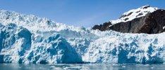 Alaska: Hubbard Gletscher