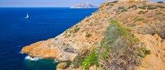 Mittelmeer mit Türkei
