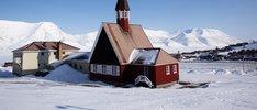Norwegens Küste und Spitzbergen
