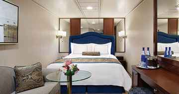 Inside Cabin: F (AU $4,799 p.p. ) for 2 people