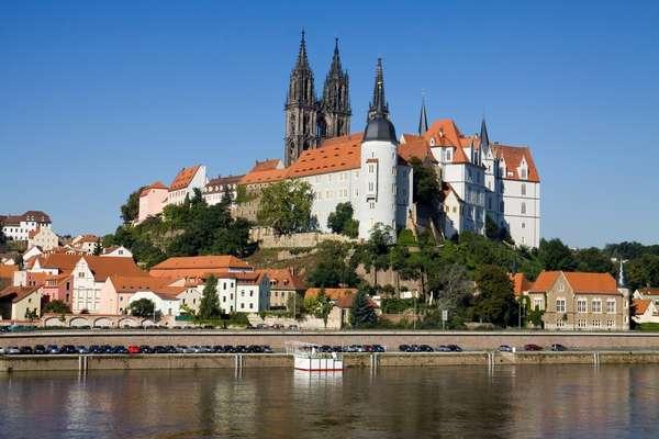 Cruising from Wittenberg to Decin