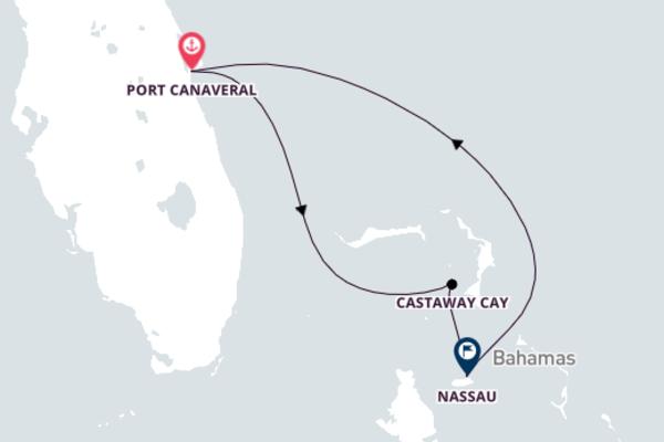 Enticing Nassau with Disney Cruise Line