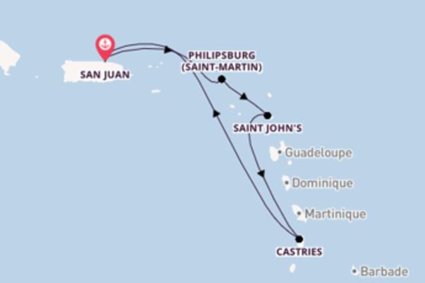 Envoutante balade de 6 jours pour découvrir Philipsburg (Saint-Martin)