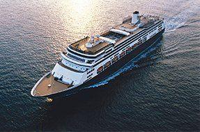 129-tägige Kreuzfahrt bis Fort Lauderdale (Port Everglades) - 128 Nächte auf der Amsterdam (ab 04.01.2021)