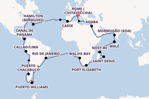 115 jours pour découvrir Punta Arenas