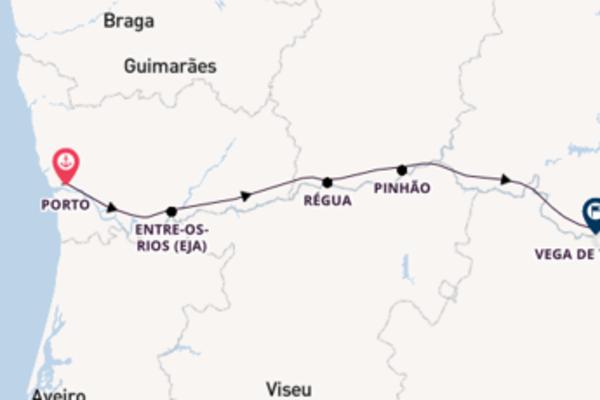 Extraordinária viagem de 8 dias com a AmaWaterways