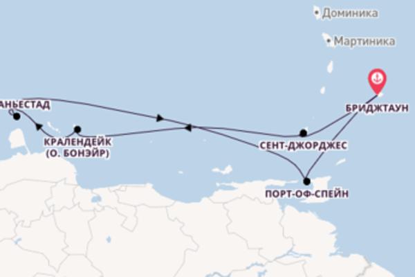 Чарующее путешествие на Grandeur of the Seas