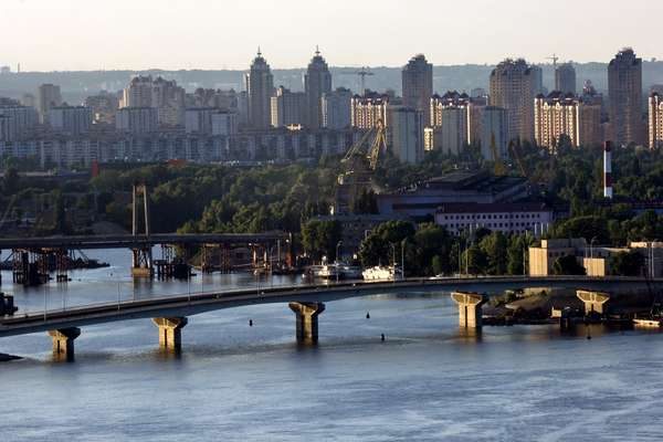 Journey with the Viking Sineus  to Kiev from Odessa