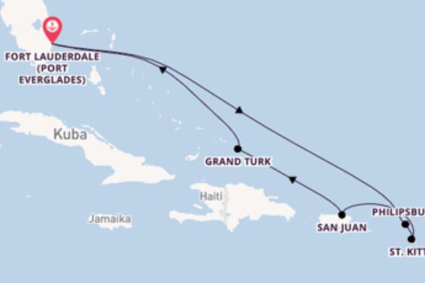 Spannende Reise nach Fort Lauderdale
