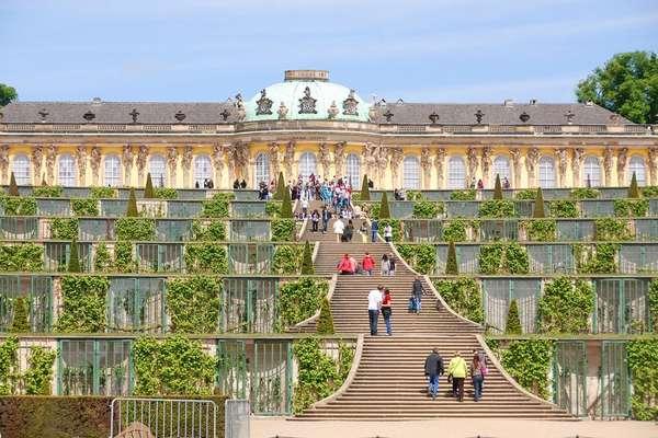 In 7 Tagen nach Potsdam über Wolgast
