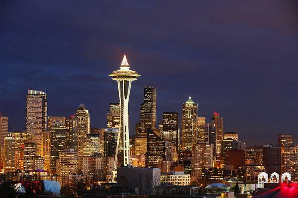 Seattle (Washington), États-Unis
