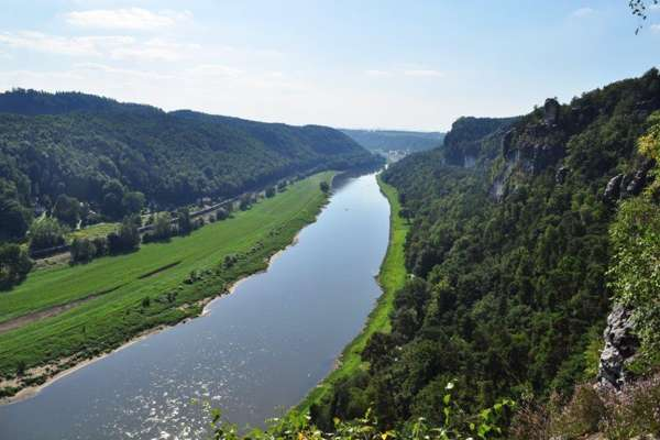Cruise with the Viking Astrild to Decin from Wittenberg