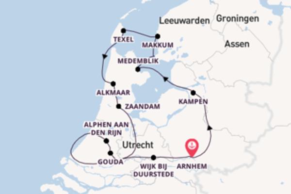 Rondreis Holland