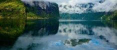 Imposante Fjordwelt Norwegens