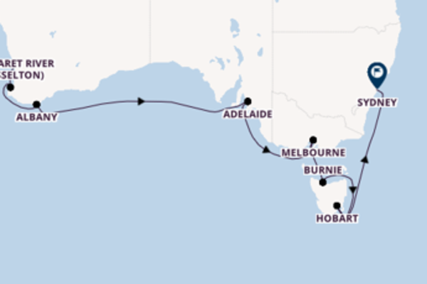 Southern Australia Exploration
