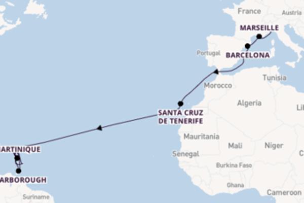 Beleef de parels van Santa Cruz de Tenerife