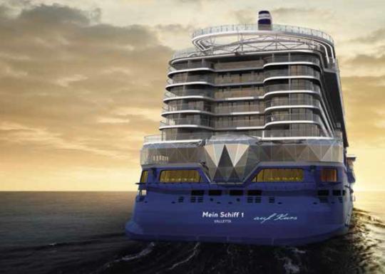 ostsee baltikum mit danzig neue mein schiff 1 tui cruises. Black Bedroom Furniture Sets. Home Design Ideas