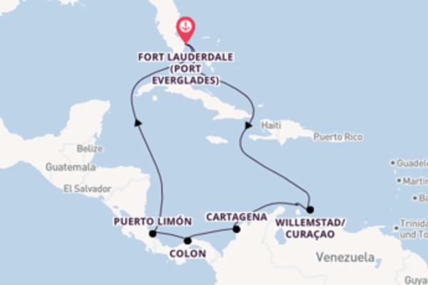 12 Tage auf der Vision of the Seas