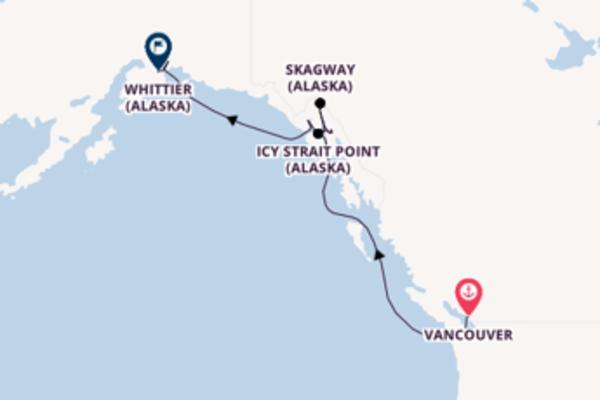 Mémorable balade pour découvrir Icy Strait Point (Alaska)