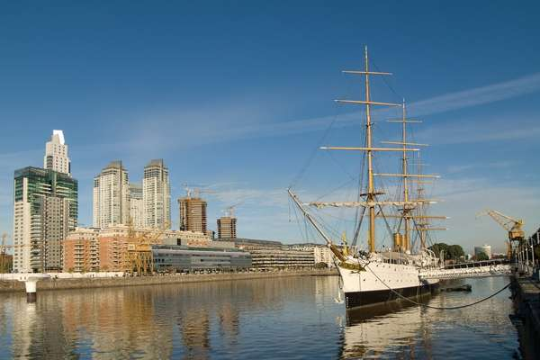 Explore Breathtaking Schollart Channel & Dalhan Bay from Buenos Aires