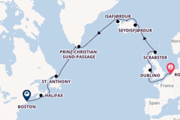 Crociera di 20 giorni a bordo di MS Zaandam
