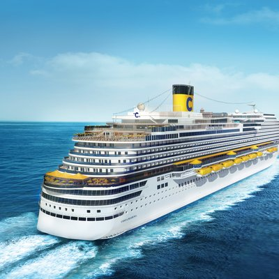 Mediterrane cruise met overnachting in Barcelona