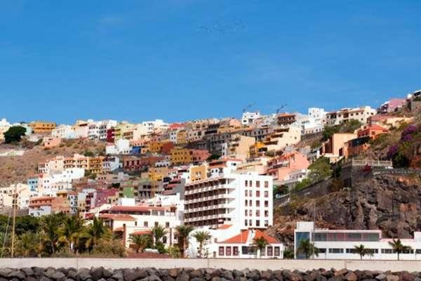 San Sebastián de la Gomera (Îles Canaries), Espagne