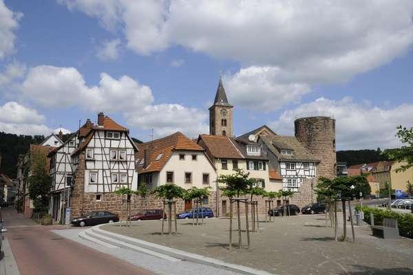 Neckargerach, Germany