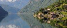 Norwegische Schönheit entdecken