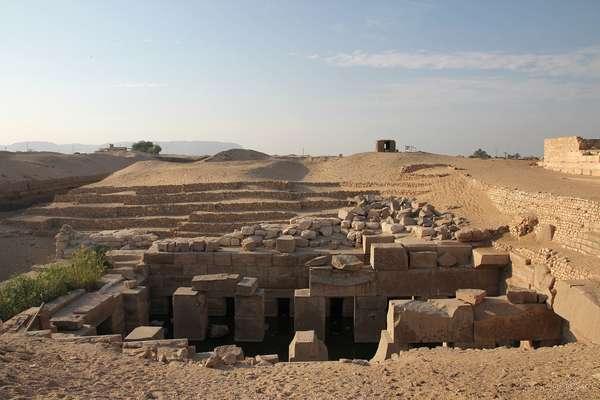 Abydos, Ägypten