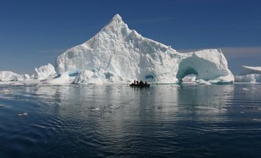 Antarctique, Amérique du Sud
